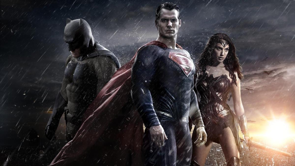 Бетмен против Супермена - Приквел справедливости